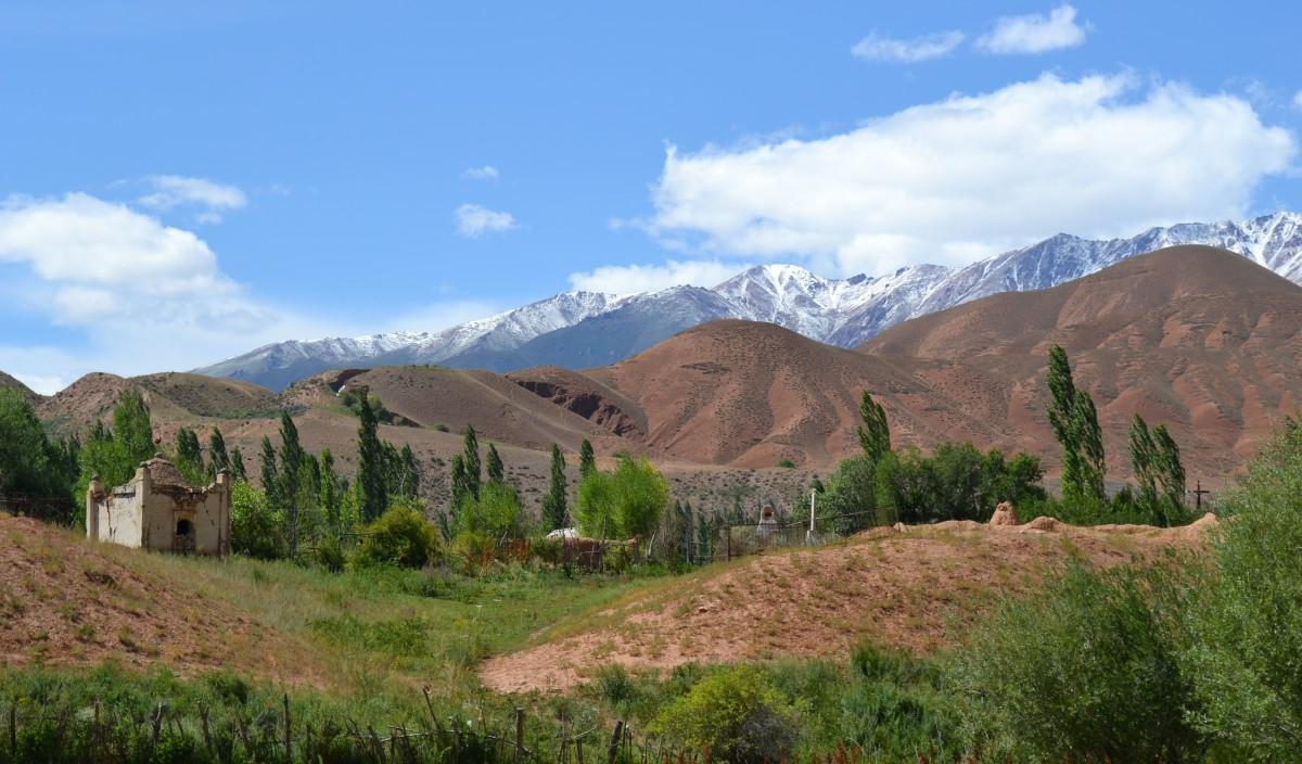 au cœur du Kirghizistan